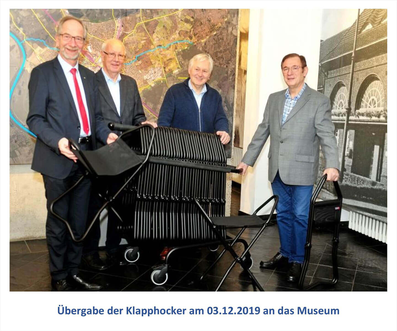 4 Dezember 2019 - NRZ - Übergabe der Klapphocker an das Museum - Seite 3