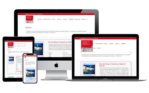 Unsere Website ist online!!!
