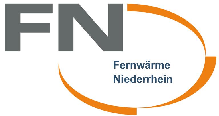 Fernwärme Niederrhein Logo 2021