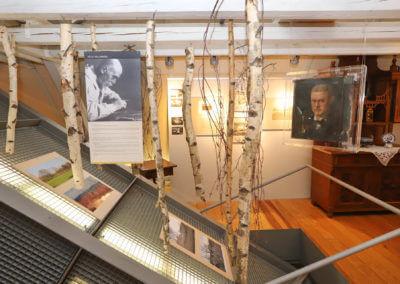 Museum Voswinckelshof Dachgeschoss - Holllenberg Bild 1 - fotografiert von Martin Büttner