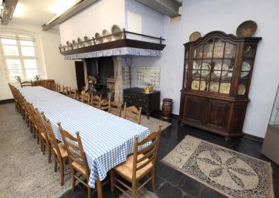 Museum Voswinckelshof - Historische Küche Bild 1 - fotografiert von Martin Büttner