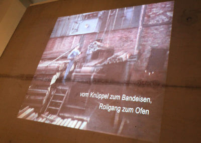 Museum Voswinckelshof - Rötzel Film - fotografiert von Martin Büttner