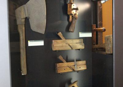 Museum Voswinckelshof - Schreiner und Zimmermann - fotografiert von Martin Büttner
