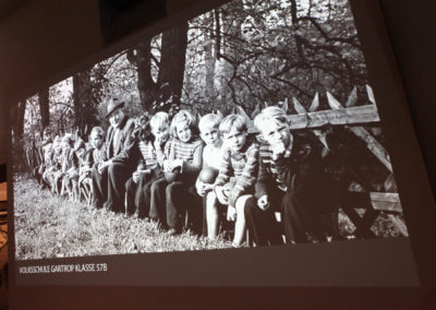 Museum Voswinckelshof - Schulklasse - fotografiert von Martin Büttner