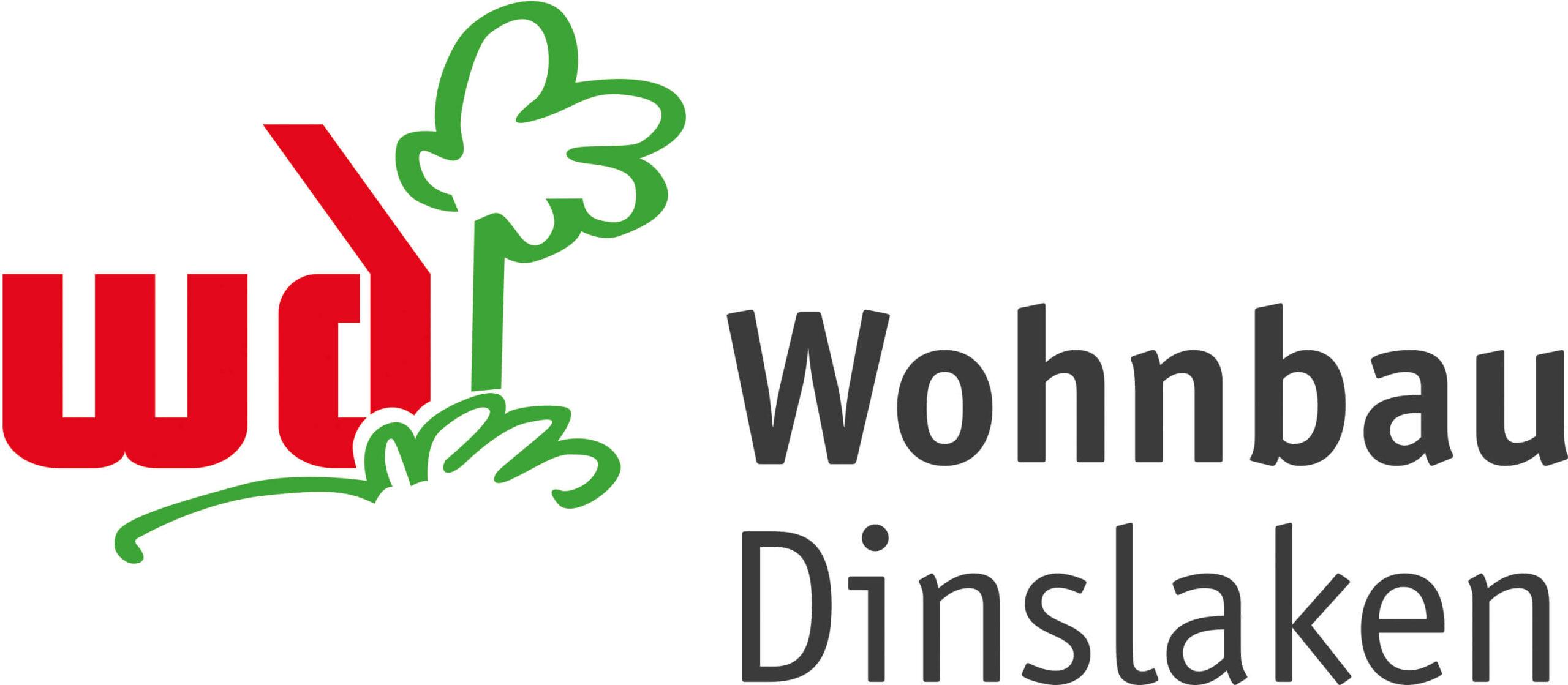 Wohnbau Dinslaken - Logo