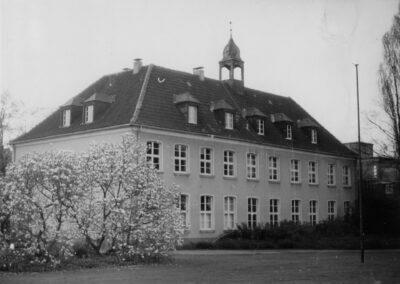 Museum Voswinckelshof im Jahre 1985 - fotografiert von Klaus Dzudzek