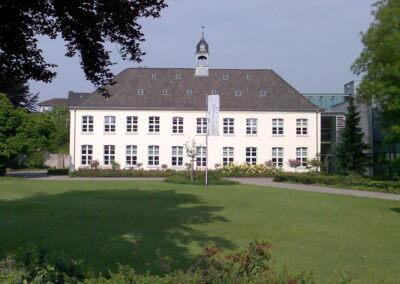 Museum Voswinckelshof im Jahre 2007 - fotografiert von Klaus Dzudzek