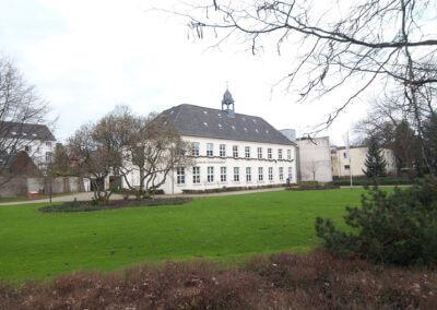 Museum Voswinckelshof im Jahre 2008 - fotografiert von Klaus Dzudzek