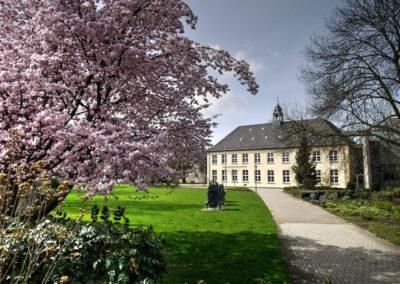 Museum Voswinckelshof im Jahre 2021 - fotografiert von Matthias Fahrendholz
